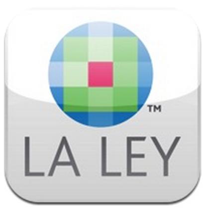 LOGO LA LEY